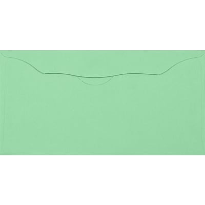 LUX Offering Envelopes (3 1/8 x 6 1/4) 50/Pack, Pastel Green (WS-7613-50)