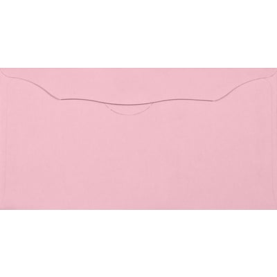 LUX Offering Envelopes (3 1/8 x 6 1/4) 500/Pack, Pastel Pink (WS-7612-500)