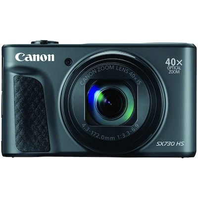 Canon 1791c001 20.3 Megapixel Powershot Sx730 Digital Camera (black)