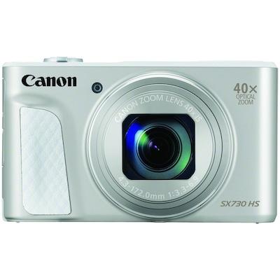 Canon 1792c001 20.3 Megapixel Powershot Sx730 Digital Camera (silver)