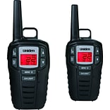 Uniden Sx237-2c 23-mile 2-way Frs/gmrs Radios (micro Usb Y-cable)