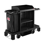 Suncast Commercial House Keeping Cart, Premium (HKC2000)