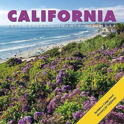 2018 Willow Creek Press 12 x 12 California Wall Calendar (44361)