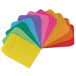 Hygloss, Bright Library Pockets 300ct Asst Colors (HYG15631)