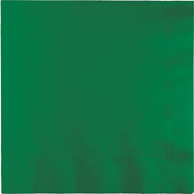 Celebrations Emerald Green Napkins 20 pk (523261)