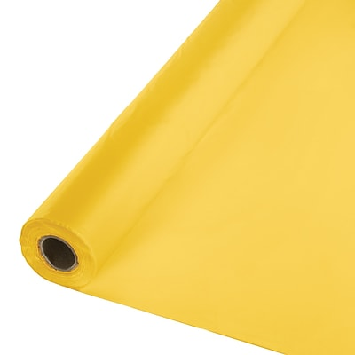 Touch of Color School Bus Yellow Banquet Roll (783269)