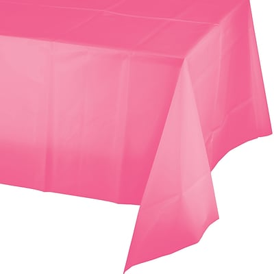 Celebrations Candy Pink Plastic Tablecloth (913042)