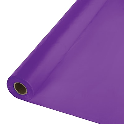 Touch of Color Amethyst Purple Banquet Roll (318943)
