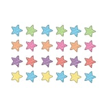Trend Emoji Stars superShapes Stickers, 800ct per pike, bundle of 6 packs (T-46092)