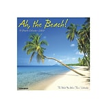 2020 Willow Creek 12 x 12 Wall Calendar, Ah, The Beach!, Multicolor (05064)