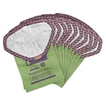 ProTeam Intercept Micro Filter Bags, Green/Purple, 10/Pk (107314)