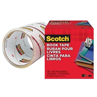 Scotch Removable Poster Tape Clear 1 Roll//Pack-Limited Edition 3//4-inch x 150-inches