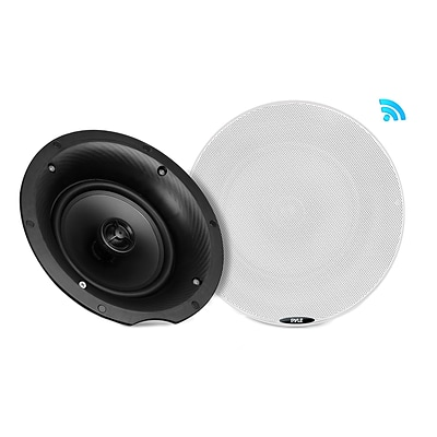 Pyle 93599043M Dual 5.25'' Bluetooth Ceiling / Wall Speaker Kit
