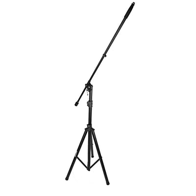 Pyle PMKS46 Tripod Microphone Stand Adjustable & Folding