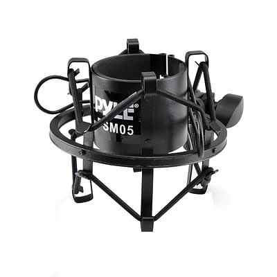 Pyle Pro PSM05 Anti-Vibration Microphone Shock Mount