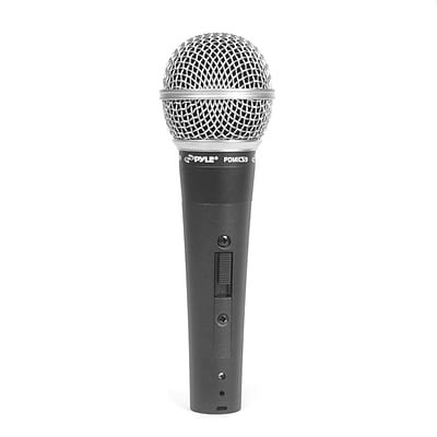 Pyle Pro PDMIC59 Professional Dynamic Microphone