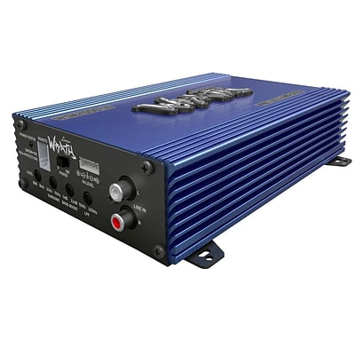 Lanzar  2000W Wrath Mono Block Amplifier WDN2000.1D