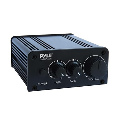 Pyle Home 2-Channel Digital Audio Bluetooth Amp Receiver PFA240BT