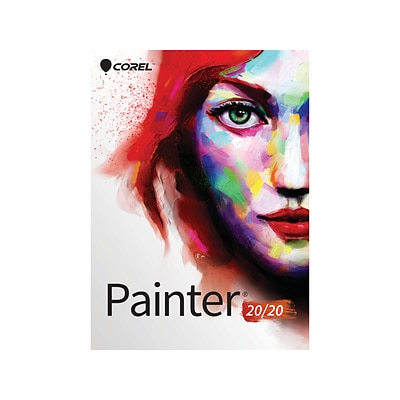 Corel Painter 2020 Education for 1 User, Windows and Mac, Download (ESDPTR2020MLA)