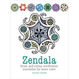 Search Press Books-Zendala Adult Coloring Book