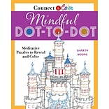 St. Martins Books-Connect & Color: Mindful Dot-To-Dot Adult Coloring Book