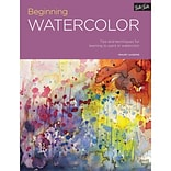 Walter Foster Creative Books-Beginning Watercolor