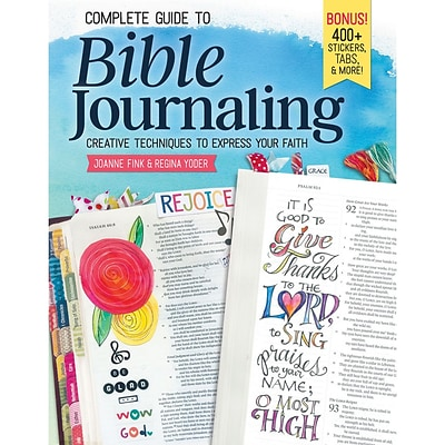 Fox Chapel-Complete Guide To Bible Journaling