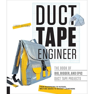 Rockport Books-Duct Tape Engineer