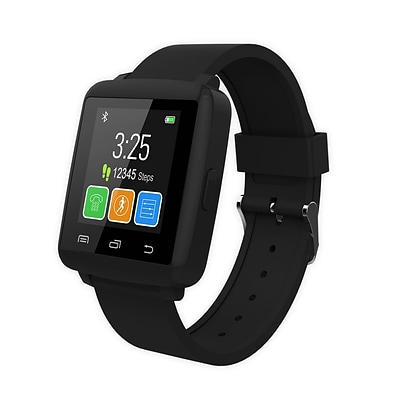 Naxa  LifeForce+ Smart Watch Black (93599653M)