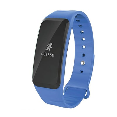 Supersonic Bluetooth Smart Watch with BPM Monitor Blue (93598271M)