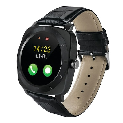 Supersonic Bluetooth Smart Watch With Call Feature Black (93598265m)