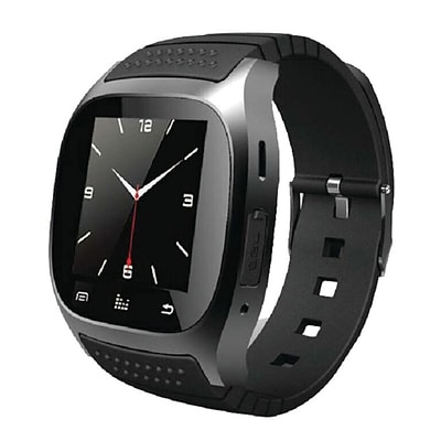 Supersonic Bluetooth Smart Watch with Call Feature Black (93598266M)