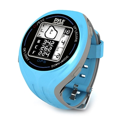 Pyle Personal GPS Golf Watch Blue (93588091M)