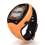 Pyle Multi-Function Digital LED Sports Training Watch Orange (93588094M)