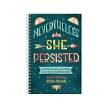 2019-2020 Assorted Publishers 6 x 9 Planner, She Persisted, Multicolor (CW-0851)