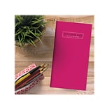 TF Publishing BOLD MOVES COLLECTION 3.5 x 6.5 Blend Phone/Address Book, Pink, Each (99-1559)