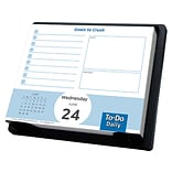 2020 Assorted Publishers 5 x 6 Day-to-Day Calendar, To-Do Daily, Multicolor (CB-0887)