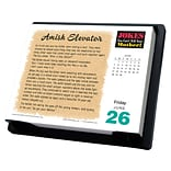 2020 Assorted Publishers 5 x 6 Day-to-Day Calendar, Jokes You Cant Tell Your Mother, Multicolor (