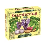 2020 Assorted Publishers 5 x 6 Day-to-Day Calendar, The Old Farmers Almanac - Gardening, Multicol