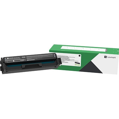 Lexmark 20N1HK0 Black Toner Cartridge, High Yield