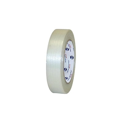 INTERTAPE Strapping/Filament Packing Tape, 1W x 60 Yds. L, Clear, 9/Pack (RG3001)