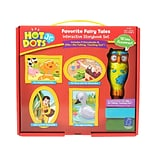 Learning Resources Hot Dots Favorite Fairy Tales, Multicolor (2320)