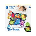 Educational Insights Bright Basics Snuggly, Multicolor (3612)