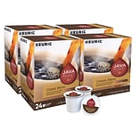 Java Roast Classic Blend Coffee, Keurig® K-Cup® Pods, Medium Roast, 96/Carton (52968CT)