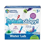 Learning Resources Splashology! Water Lab, Multicolor (LER2945)