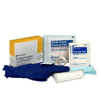 First Aid Only 1.5 Minor Wound Dressing Pack (3-910)