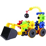 Learning Resources Gears! Gears! Gears! WreckerGears, Assorted Colors, 47 Pieces/Set (LER 9237)