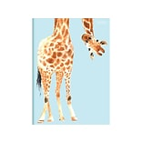 2020 TF Publishing 7.5 x 10.25 Planner, Jazzy Giraffe, Multicolor (20-4211)