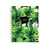 2020 TF Publishing 6.5 x 8 Planner, Lush Leaves, Multi Colors (20-9220)