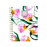 2020 TF Publishing 6.5 x 8 Planner, Pretty Petals, Multicolor (20-9099)